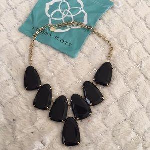 Kendra Scott Jewelry - Kendra Scott Harlow Black Necklace.